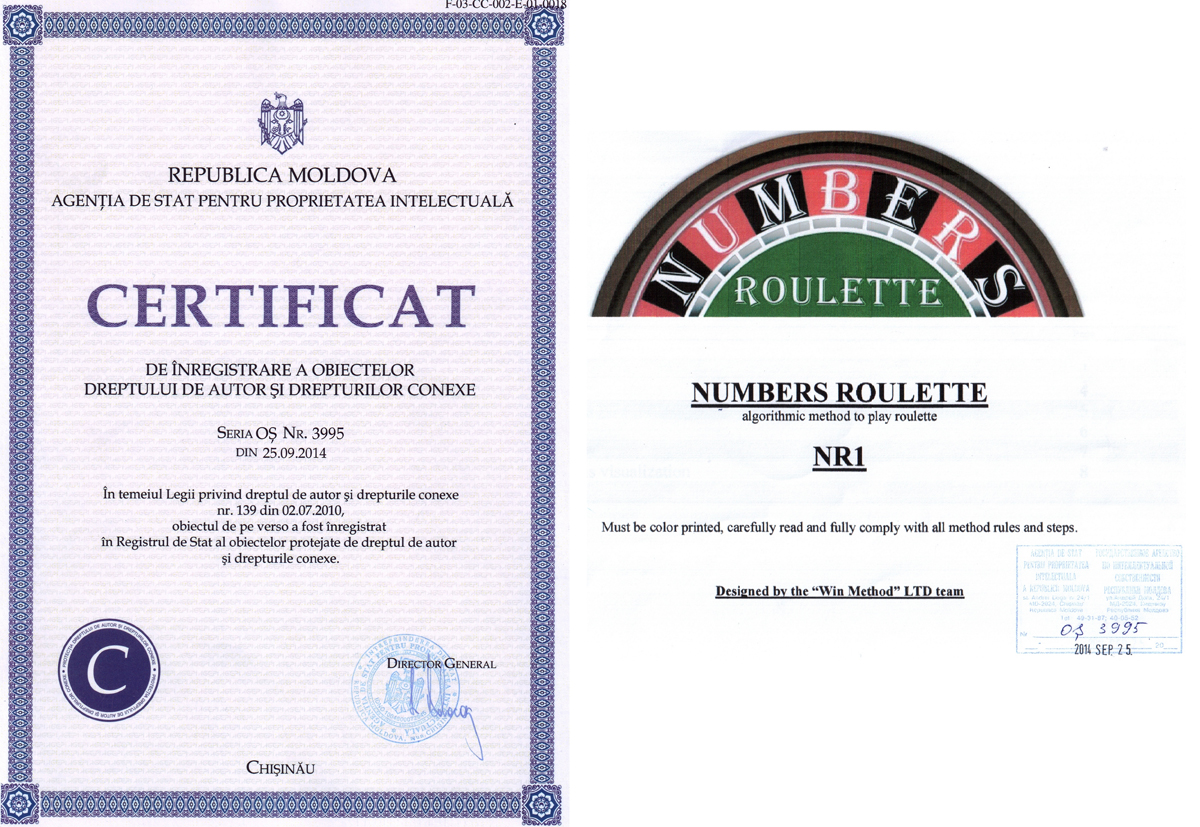 Numbers Roulette Money Back Guarantee